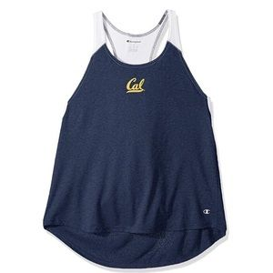 California Cal Bears Epic Tank Top NWT M